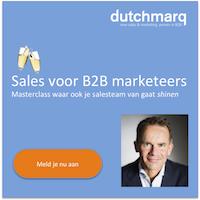 b2b sales & marketing